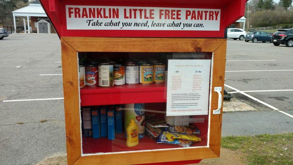 17 free pantry