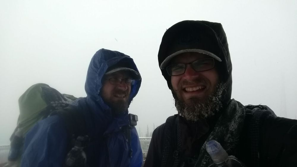 58 ice beards clingmans dome 4 7 17