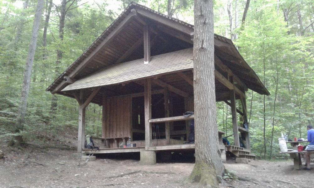 hammock shelter