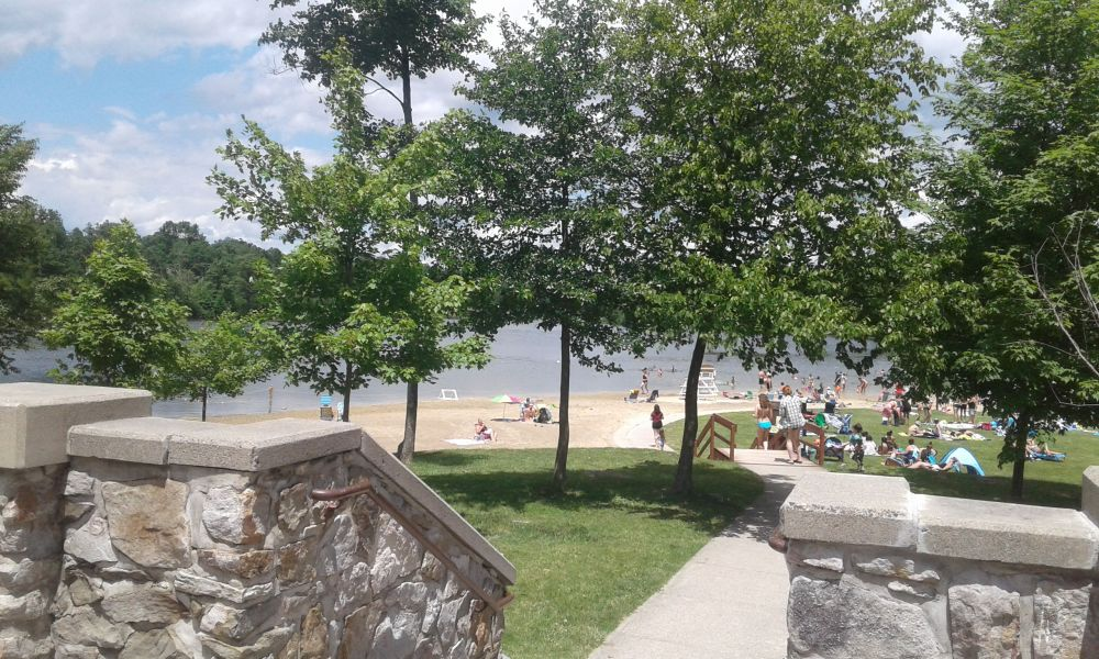 nj beach